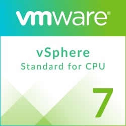 Academic VMware vSphere 7 Standard for 1 processor